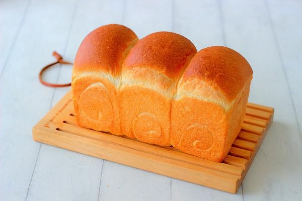 ふんわりしっとりな湯だね食パン