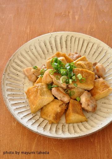 冷凍豆腐がウマすぎ!冷凍豆腐と鶏肉のポン照りと豆腐の保存