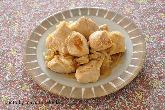 鶏むね肉がやわらか♡ストックおかず「照り焼きジャムチキン」