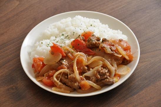 1人分139円調理時間15分ストックおかず♡洋風肉そぼろ丼