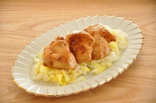 10分87円ストックおかず♡鶏肉の照り焼き