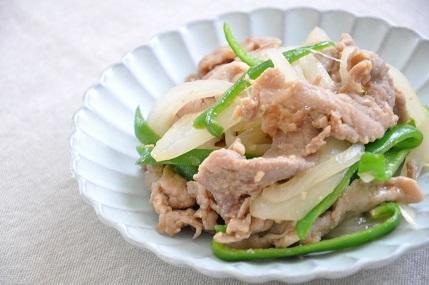 15分99円ストックおかず♡豚こまと野菜のこくウマ炒め
