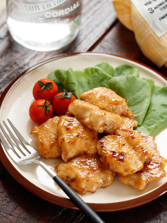 むね肉de照りマヨチキン【#作り置き #お弁当 #冷凍保存 #主菜】