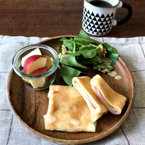 なぜ人は食べ物を我慢できないんだろうという話と、食べやすい!ハムチーズブリトーで朝ごはん