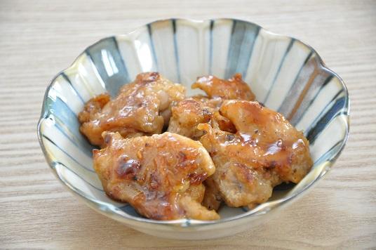 甘辛タレがおいしい!ジューシー♡鶏肉の照り焼き