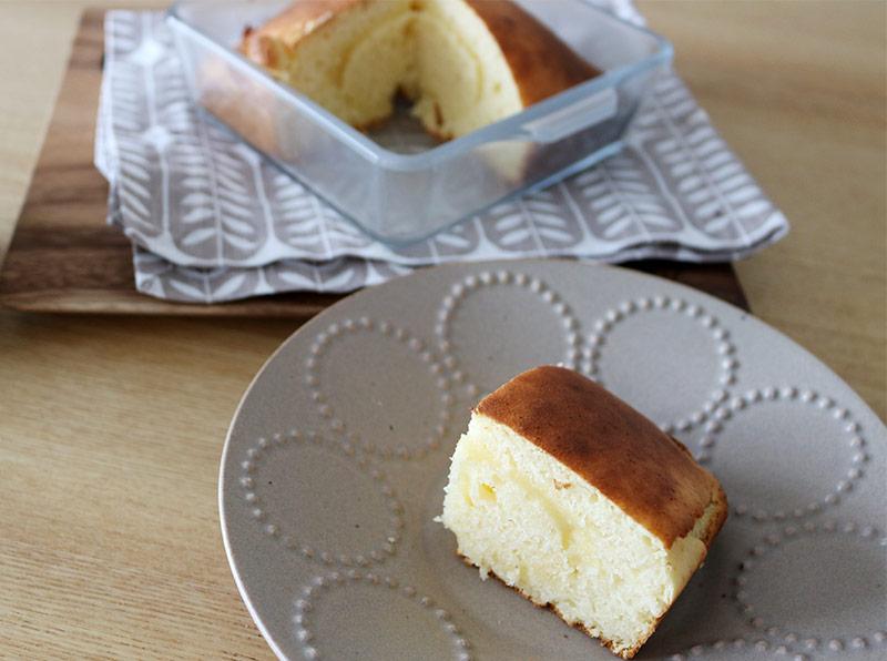 セラベイクで作る厚焼きパンケーキ