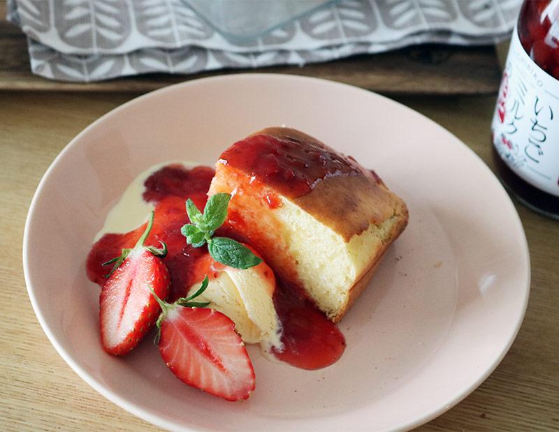 極厚仕上げでお子さんも大喜び♪トースターで簡単「パンケーキ」の朝ごはん