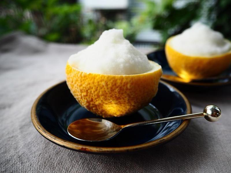 フルーツのおいしさを楽しめる!かんたん「ソルベ」を作ってみよう♪
