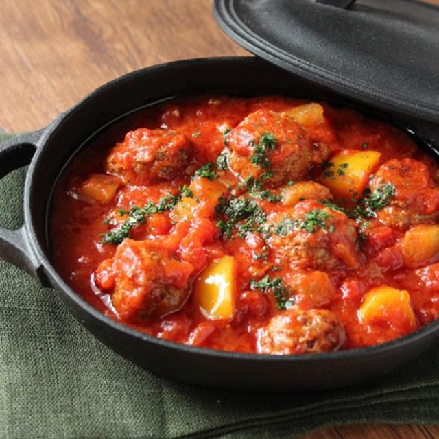 ボリューム満点!「ミートボールのトマト煮」おすすめレシピ