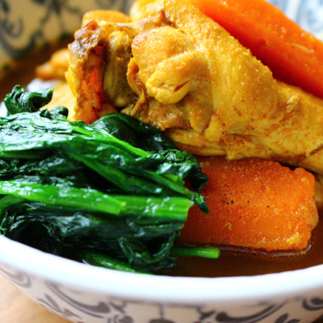 食べごたえバッチリ!手羽元スープカレーのおすすめレシピ