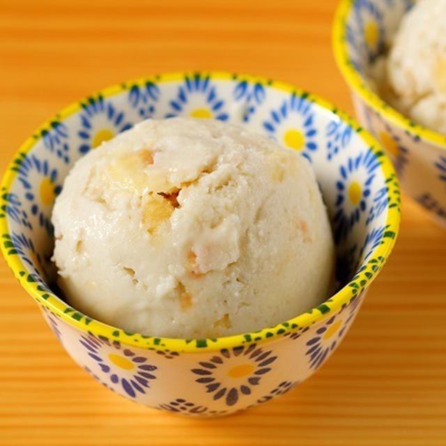 夏のおやつに♪南国気分になれる「ココナッツアイス」