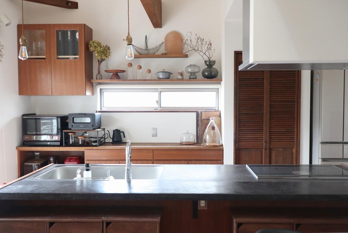 ニトリの収納ボックスを18個並べて完全整理!~AYAさんの「世界一楽しいわたしの台所」