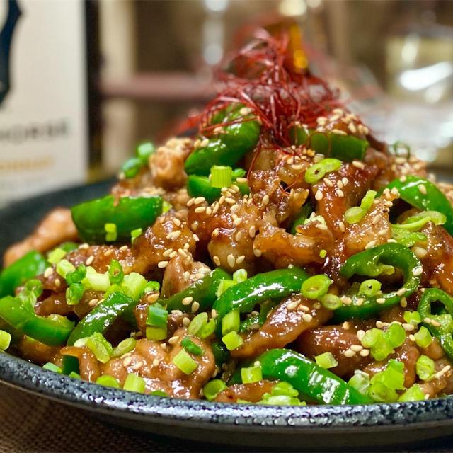 節約できて満足感もばっちり!「豚こま肉とピーマン」で作る夕食メイン