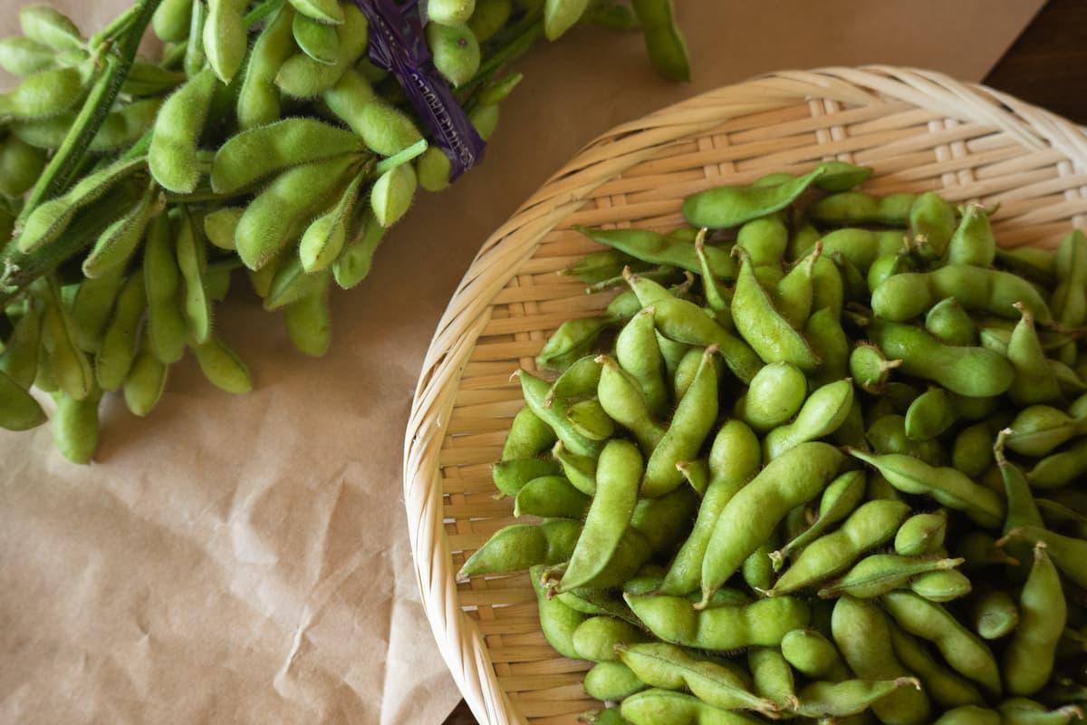 枝豆のベストなゆで時間は?冷凍枝豆のおいしい食べ方は?今さら聞けない「枝豆」基本のき