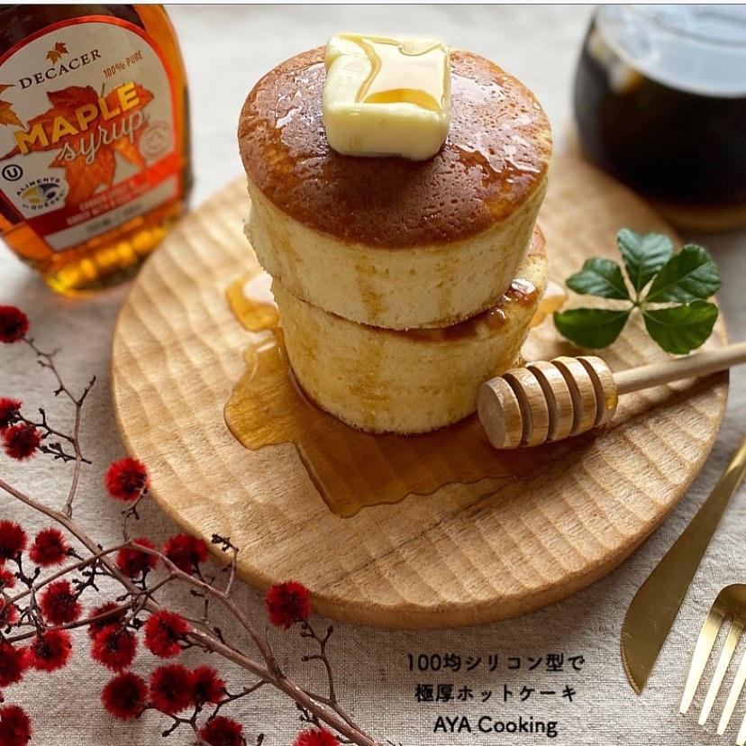 AYAさんのホットケーキ