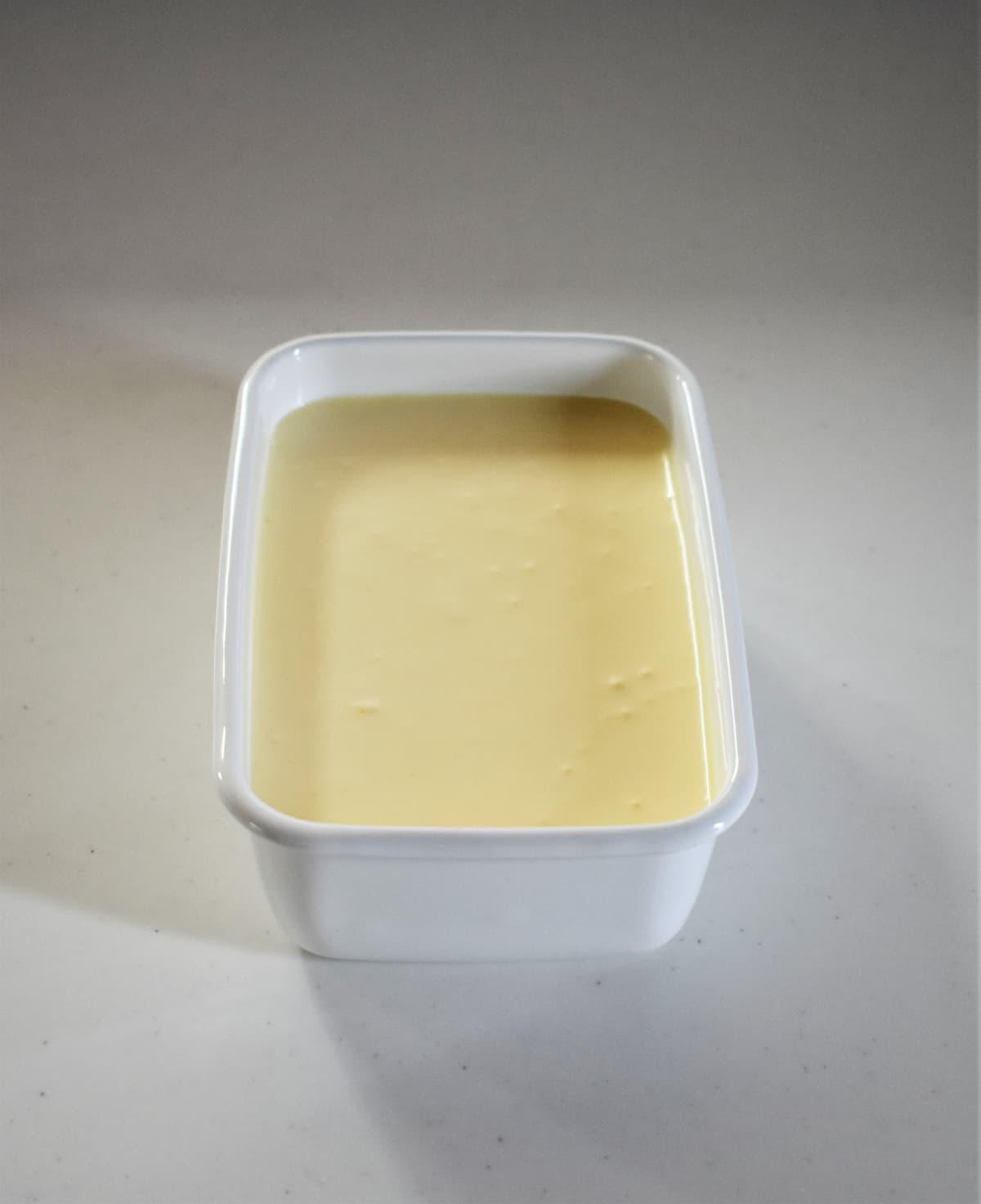 バニラアイスクリーム