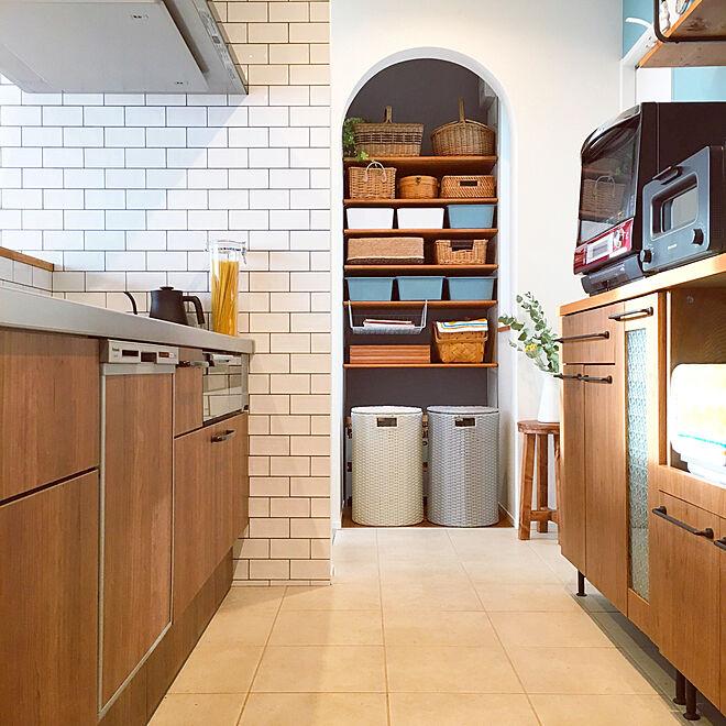 「キッチンのゴミ箱」どんなものを使ってる?置き場所は?みんなのすっきりアイデア集