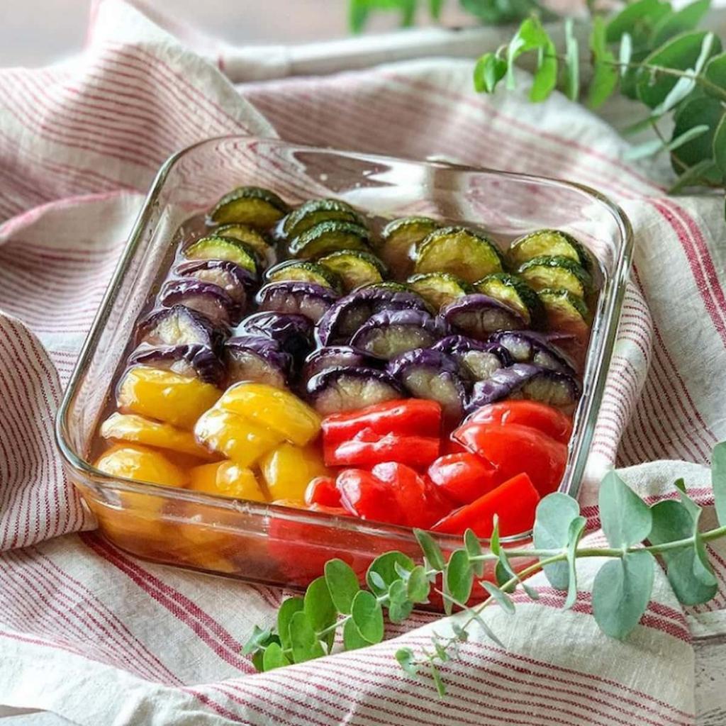 あと一品にぴったり♪野菜を使った「#和風マリネ」を作ってみよう!