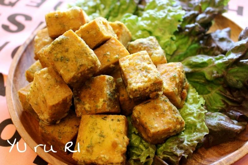 お箸が進む!「高野豆腐」の味付けはカレー味がおすすめです♪