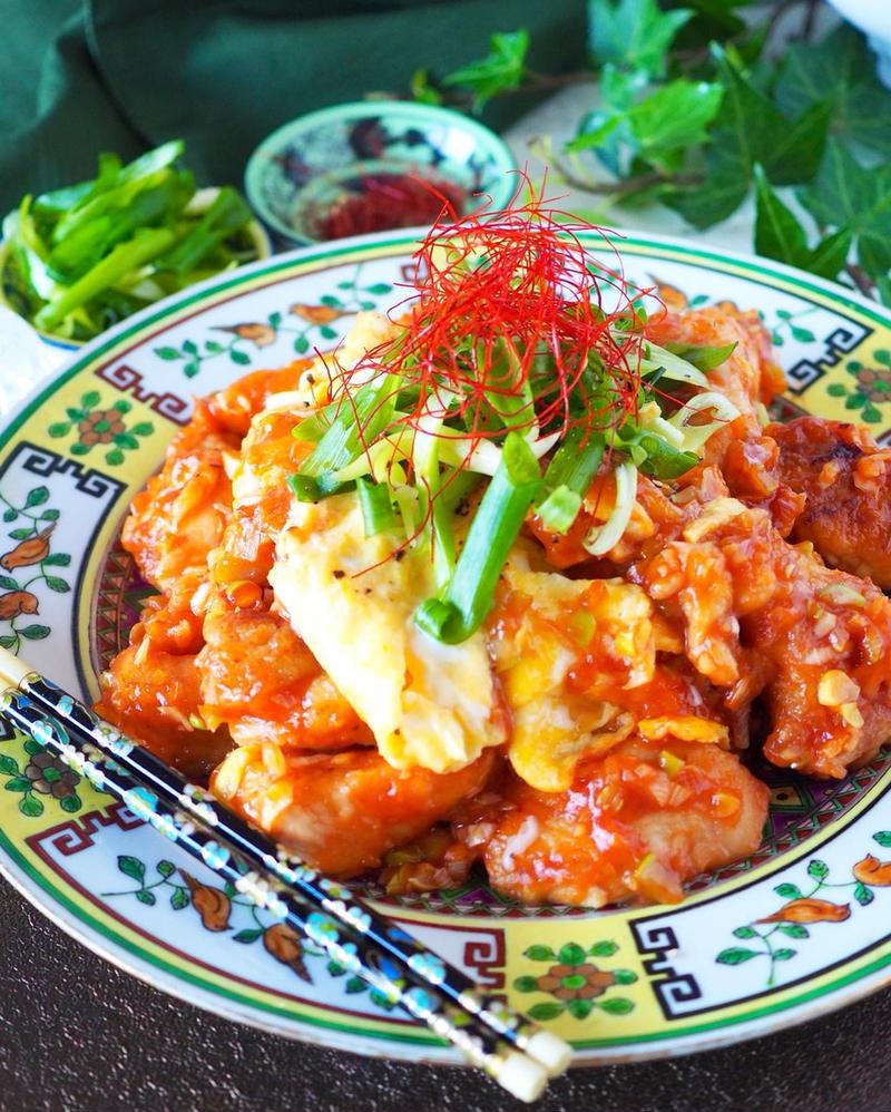 しっかり味でご飯もすすむ!作ってみたい「鶏チリ」5選