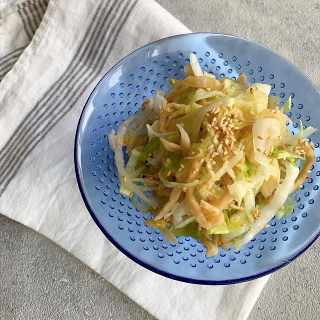 シャキシャキ食感にハマる!切り干し大根で作るサラダ5選