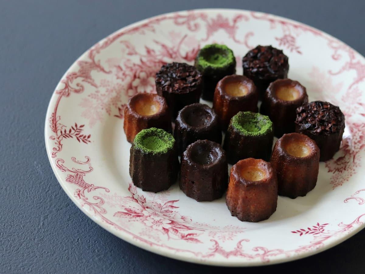 yuka*cmの、贈りたい人がいる、あなたのためのお菓子レシピ