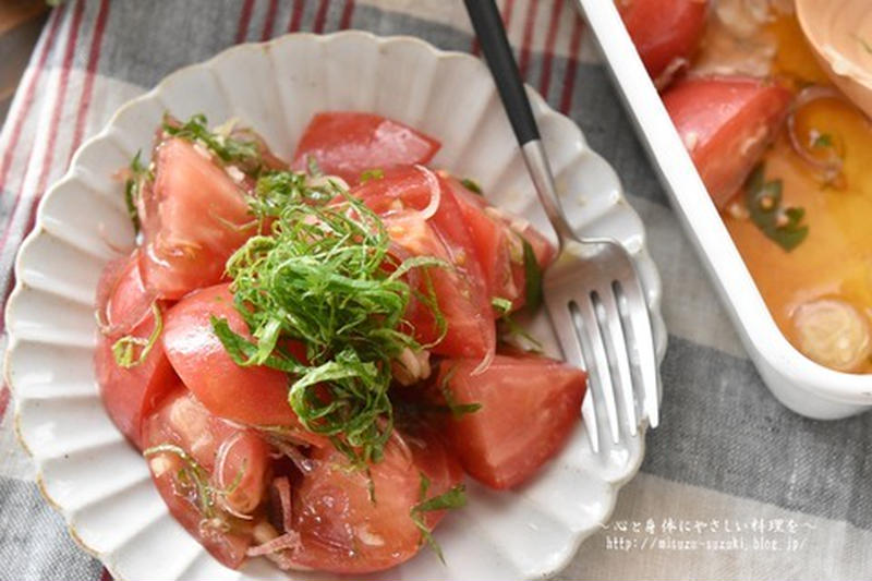 ハズレトマトもおいしくなる!鈴木美鈴さんの「夏に食べたいトマトレシピ」5選