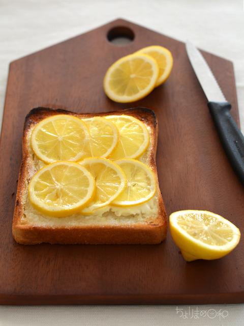 レモン好きさんにぜひ試してほしい!「レモントースト」でさわやか朝ごはん