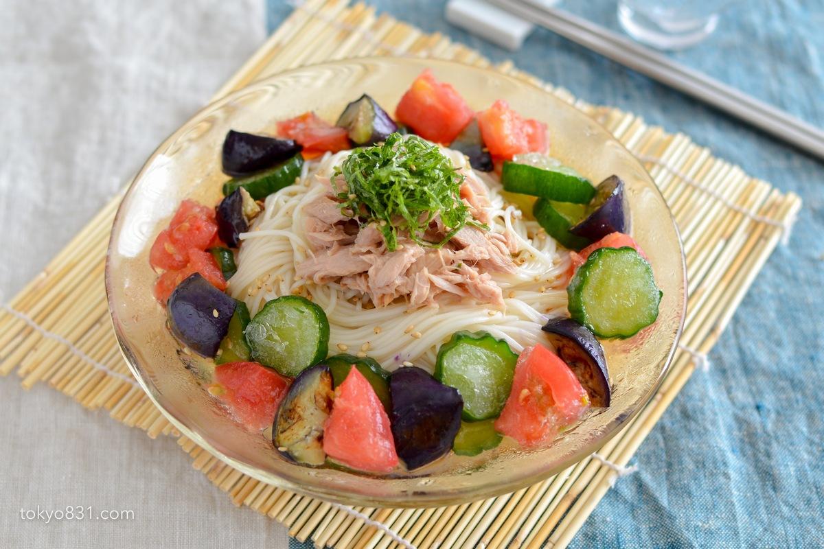 夏野菜は凍らせると便利♪野菜料理家いがらしかなさんの夏野菜ランチレシピ