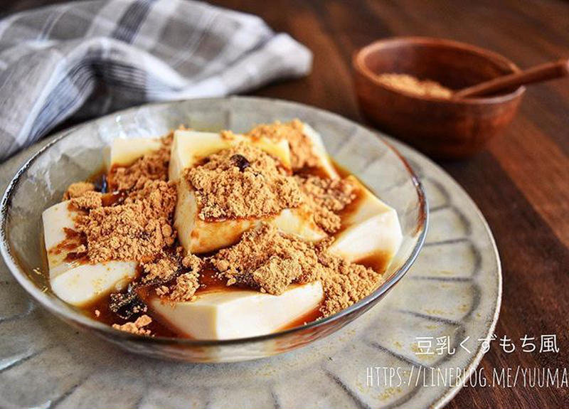 夏に食べたい!「きな粉と黒蜜」のひんやりおやつ5選