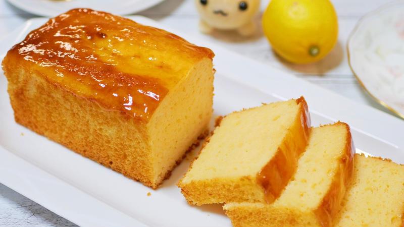 炊飯器やレンジのレシピも♪ホットケーキミックスで作る簡単「レモンケーキ」