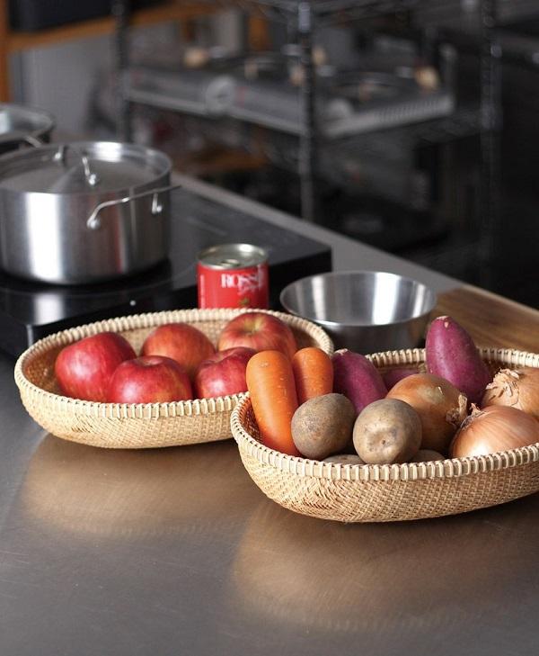 見せ置きしたくなる!常温保存の野菜をもっと賢くおしゃれに収納するアイテム3選