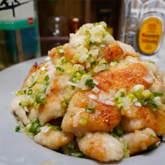 夏にうれしいあっさり味!「ねぎ塩」でいただく鶏むね肉のおかず