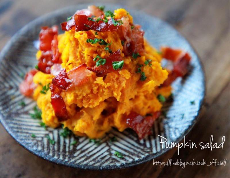 秋の献立の一品に♪食べごたえバッチリな「根菜と肉のサラダ」5選