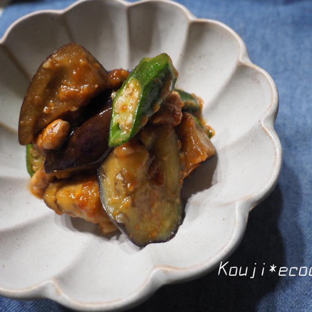 15分以内で作れる!「オクラ×味噌」のお手軽レシピ