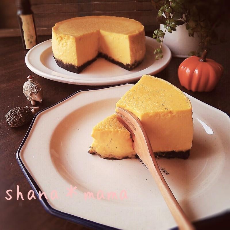 濃厚な味わいがたまらない!かぼちゃとクリームチーズのスイーツ5選