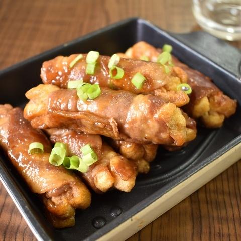「肉巻き油揚げ」に「から揚げの春巻き」!ありそうでなかったケンジさんのお肉レシピ