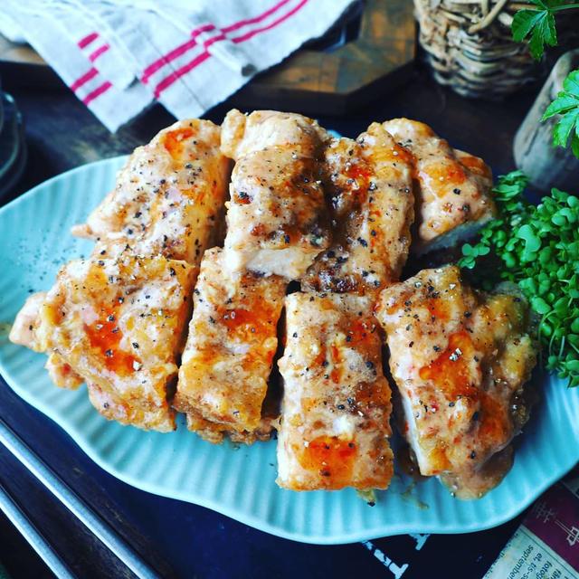 「スイートチリソース×マヨネーズ」で決まる鶏むね肉のおかず