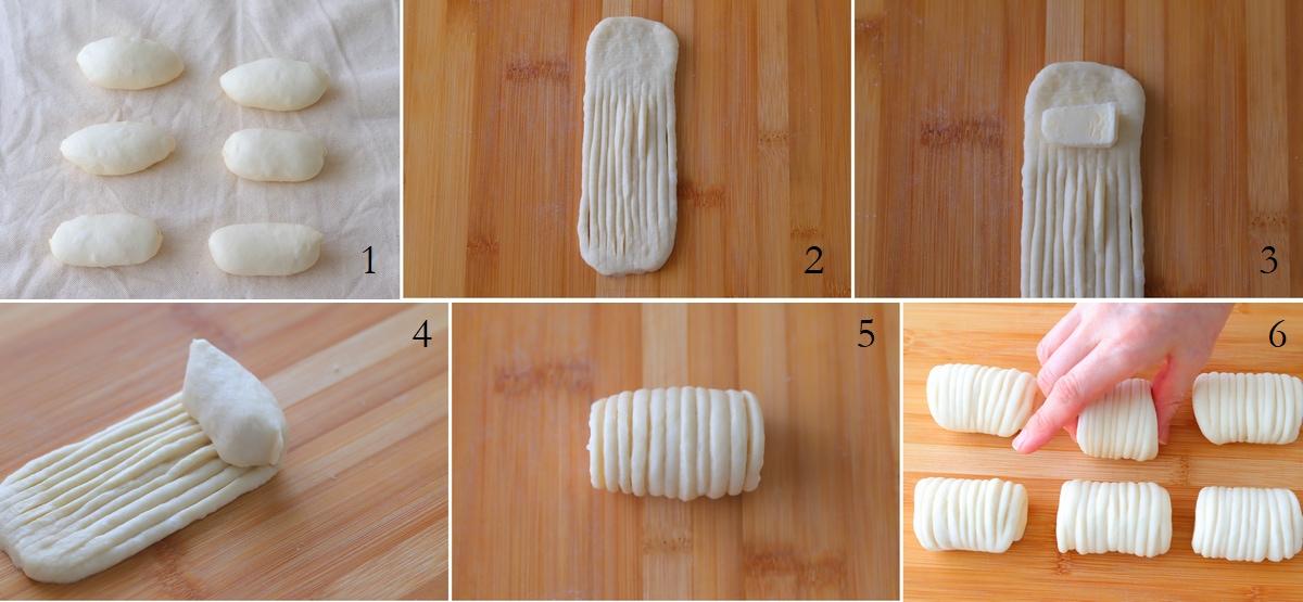 塩ウール分割~成形