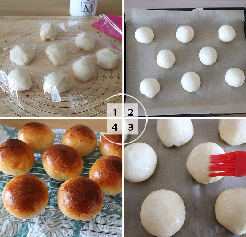 HBで作る「マリトッツォ」レシピ