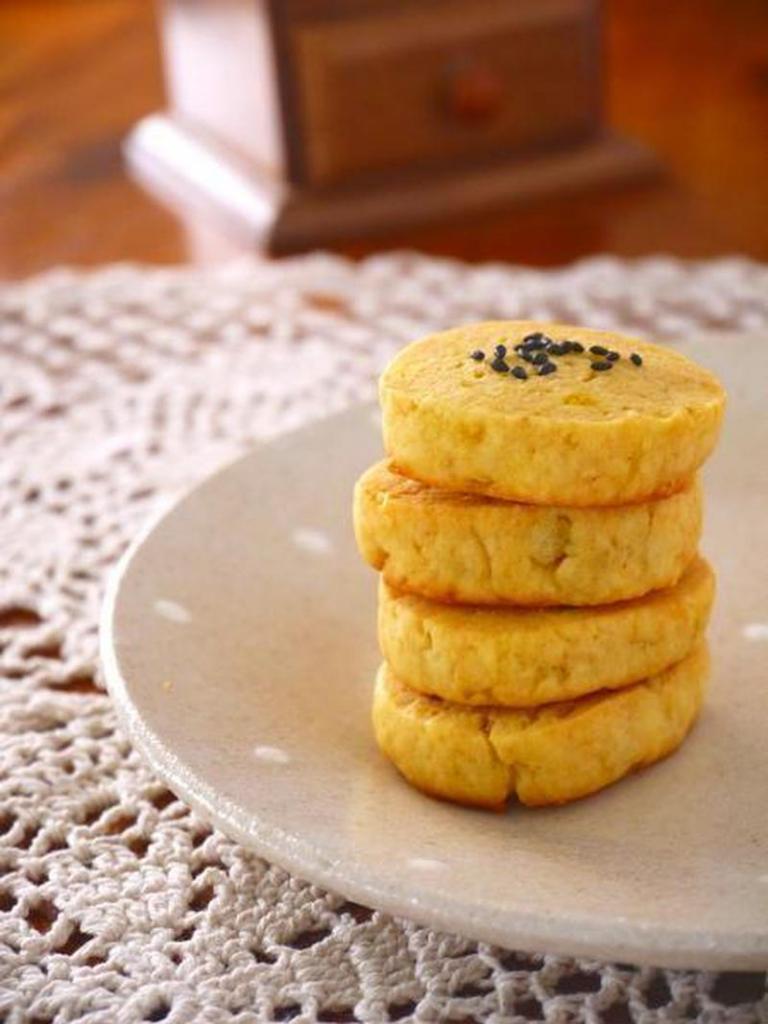 素朴な味わいが最高♪「さつまいもクッキー」で旬を味わおう!