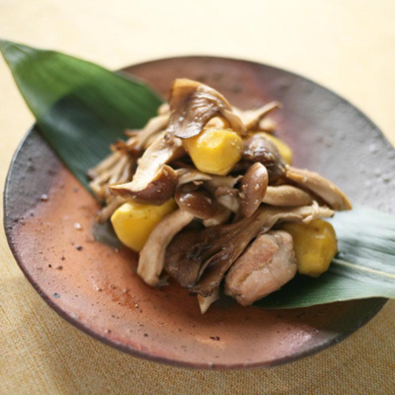 ほっくりおいしい♪「栗と鶏肉で作る秋おかず」でご飯がすすむ!
