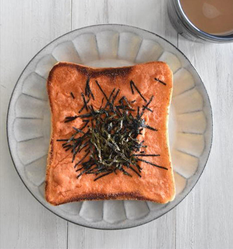簡単なのに絶品!「明太マヨトースト」でお手軽朝ごはん♪