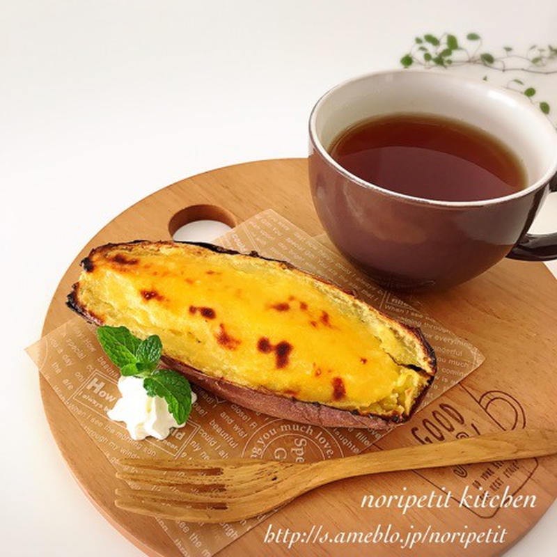 濃厚な味わい♪「焼き芋で作るスイーツ」アイデア5選