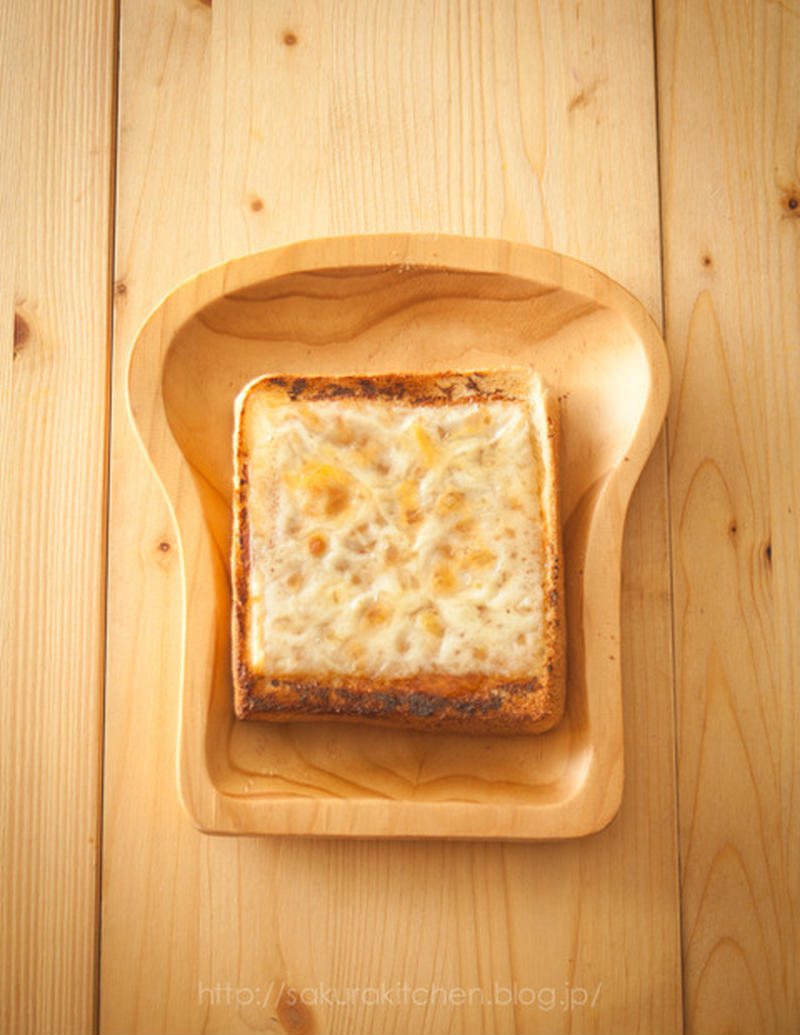 コク深くまろやか!クセになる「味噌チーズトースト」5選