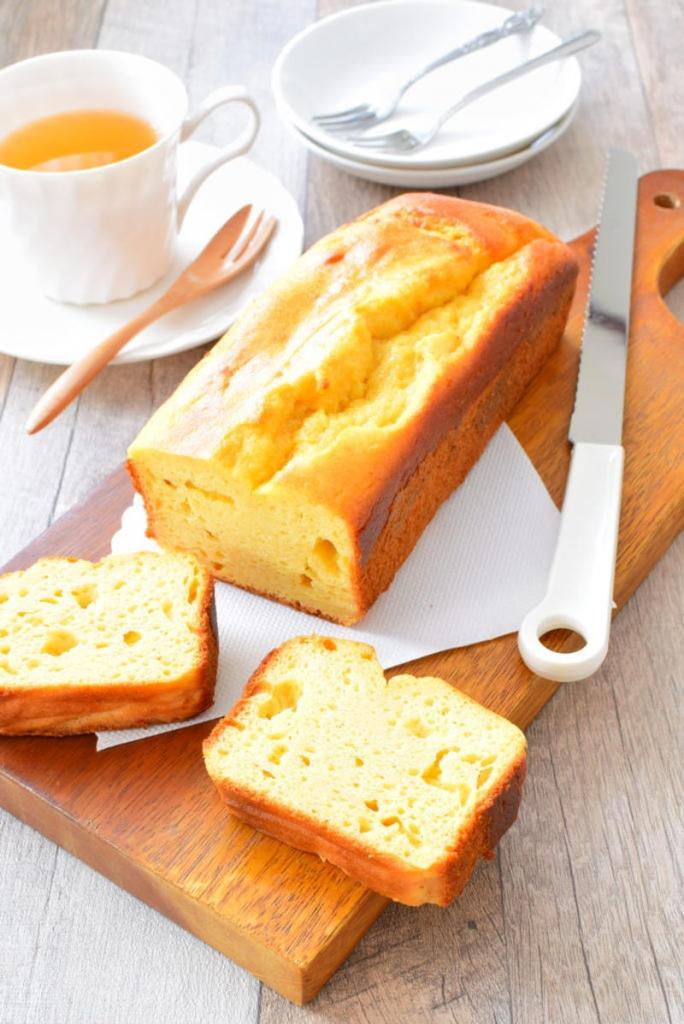 しっとり感がたまりません♪「バターケーキ」レシピ5選